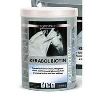 EQUISTRO Kerabol Biotin - biotyna dla koni 1000 g