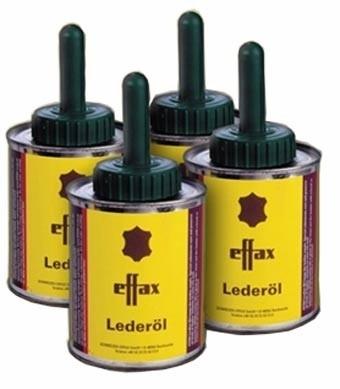 EFFAX Leather Oil 475Ml Z Pędzelkiem