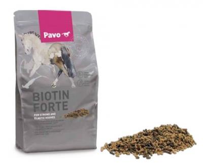 Pavo BiotinForte - biotyna dla koni 3 kg