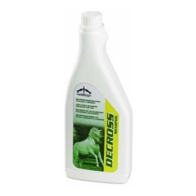 VEREDUS Decross Shampoo - szampon ułatwiający rozczesywanie końskiej grzywy i ogona 500 ml
