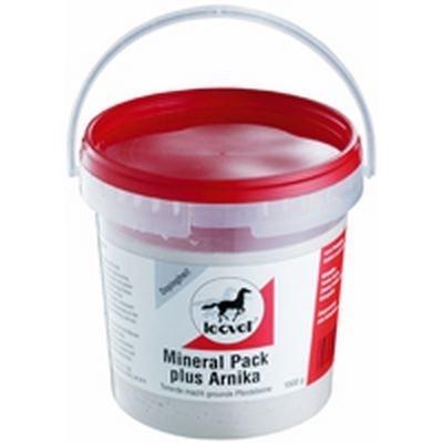 LEOVET Mineral Pack plus Arnika - glinka z arniką o podwójnym działaniu: rozgrzewa lub chłodzi 1500 ml
