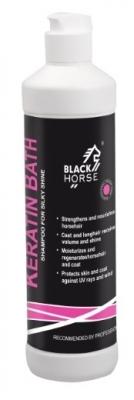 BLACK HORSE Szampon KERATIN BATH