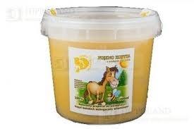 PIĘKNO KOPYTA - NATURALNY PREPARAT DO PIELĘGNACJI KOPYT (łój wołowy, oliwa, wosk) - opakowanie 1000ml
