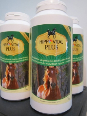Hippovital Plus Powder 1kg