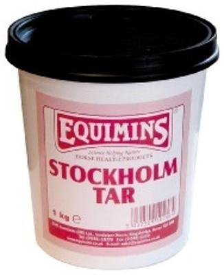 EQUIMINS Stockholm Tar - dziegieć sosnowy do kopyt 500 g