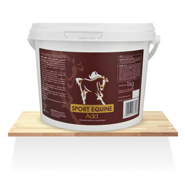 AAA OVER HORSE Sport Equine ADD witaminy dla koni 1kg