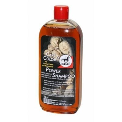 LEOVET Power Shampoo z orzechem włoskim