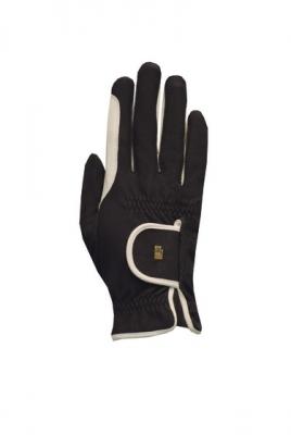 ROECKL Dwukolorowe rękawiczki wykonane z materiału ROECK-GRIP 3301-335