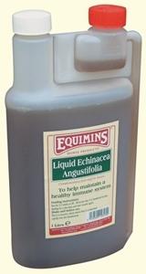 EQUIMINS Liquid Echinacea Herb - dodatek ziołowy wzmacniający układ immunologiczny 1000 ml