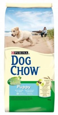 Purina-  Dog Chow Puppy Chicken- karma dla szczeniąt o smaku kurczaka 15kg