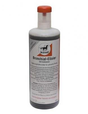 LEOVET Bronchial Elixier - poprawa odporności oskrzeli i witalności 2,5 l