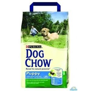 PURINA- DOG CHOW PUPPY LARGE BREED Dla szczeniąt ras dużych z KURCZAKIEM 3kg