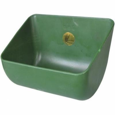 Karmidło dla koni zielone, 12 l