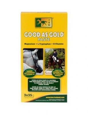 TRM Good As Gold (3x35ml) pasta uspokajająca