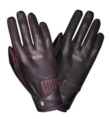 ROECKL Rękawiczki wykonane z najlepszej licowanej koziej skóry (rekreacja) 3301-245