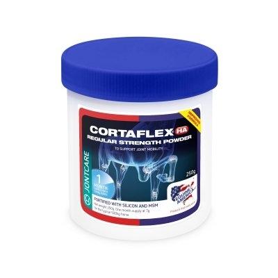 EQUINE AMERICA Cortaflex HA Regular Strenght Powder 250g (zapas na 1 m-c)