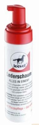 LEOVET Lederschaum - pianka do czyszczenia i pielęgnacji wyrobów skórzanych 200 ml