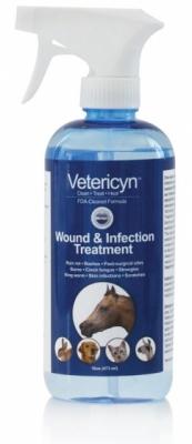 INNOVACYN Vetericyn Wound & Infection Treatment - płyn oczyszczający do skóry 473 ml