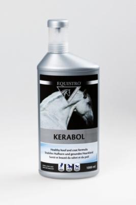 EQUISTRO Kerabol - usprawnienie metabolizmu i poprawa jakości kopyt 1000 ml