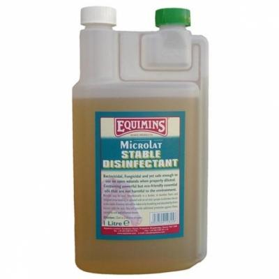 EQUIMINS Microlat Stable Disinfectant - środek dezynfekujący w płynie 1000 ml