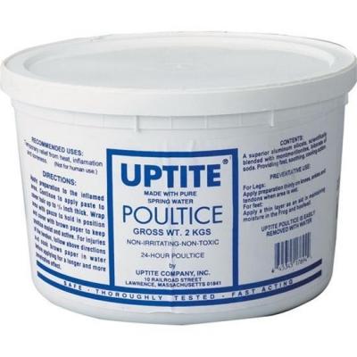 UPTITE Poultice - glinka chłodząca 4,54 kg