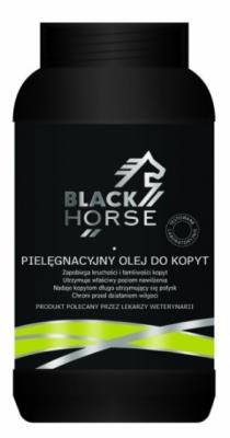 BLACK HORSE Pielęgnacyjny olej do kopyt 500 ml