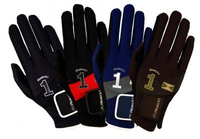 ROECKL Bardzo wygodne rękawiczki. Modne, nowoczesne wzornictwo (rekreacja) 3301-260