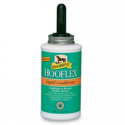 ABSORBINE Hooflex Liquid Conditioner odżywka do kopyt w płynie 444 ml