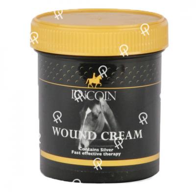 LINCOLN WOUND CREAM-Łagodzący krem antybakteryjny z jonami srebra