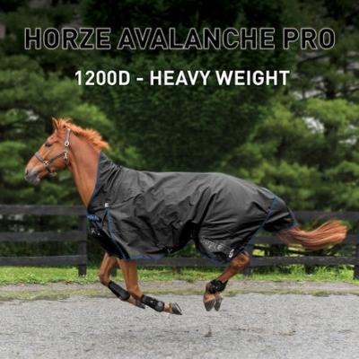 HORZE Supreme Derka ZIMOWA Padokowa Avalanche Pro 300g