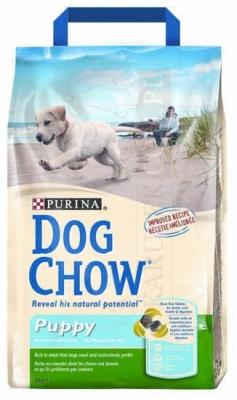 Purina- Dog Chow Puppy Chicken- karma dla szczeniąt o smaku kurczaka 3kg