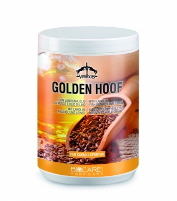 VEREDUS Golden Hoof - miękki smar do końskich kopyt 1 l