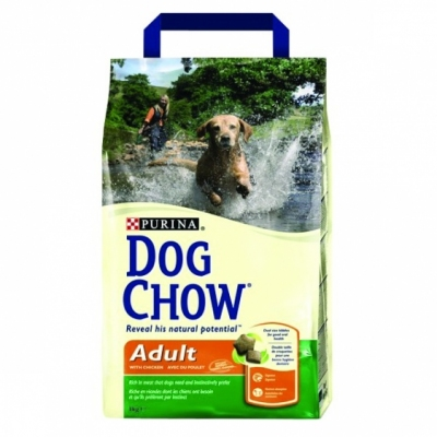 PURINA Dog Chow Adult Chicken 3000 g