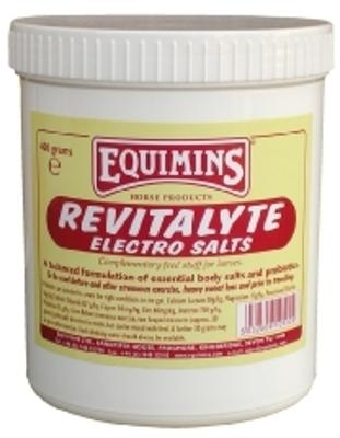 EQUIMINS Revitalyte Electro Salts - elektrolity - dodatek mineralny 1 kg