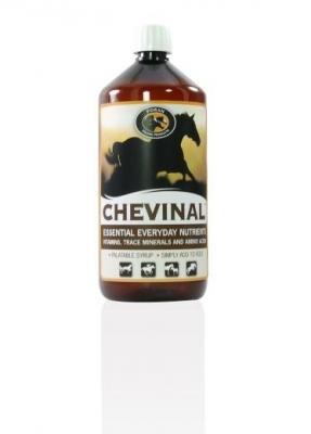 FORAN Chevinal Plus - syrop niezbędny dla koni wyścigowych i biorących udział w zawodach 1 l