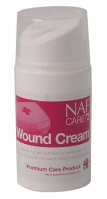 NAF Wound Cream - kojąca maść do stosowania na drobne otarcia i rany 50 ml