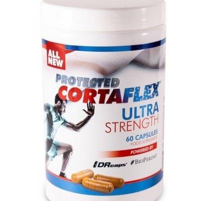 PROTECTED CORTAFLEX dla ludzi – Ultra Strength 60 kapsułek (zapas na 1 m-c)