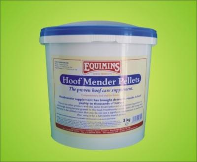 EQUIMINS Hoof Mender Supplement Pellets wzmacniająca kopyta -3kg
