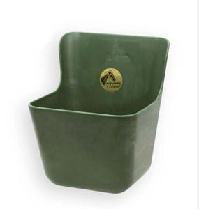 Karmidło dla koni zielone, 11,5 l