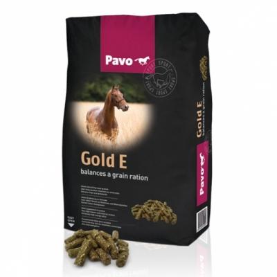 Pavo Gold E – koncentrat paszowy