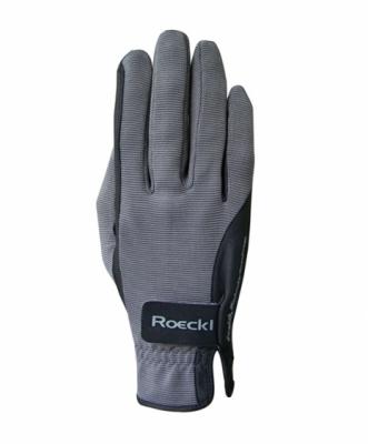 ROECKL Meredith Michaels Beerbaum Wygodne, cienkie oddychające rękawiczki (dziecięce) 3305-238